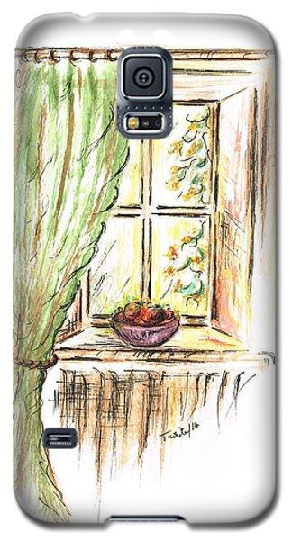 Garden View Galaxy S5 Case by Teresa White