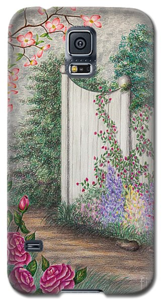 Garden Walkway Galaxy S5 Case
