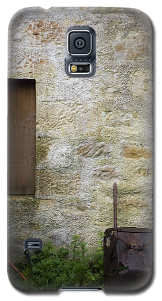 Garden Wall Dornoch Scotland Galaxy S5 Case