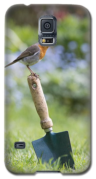 Garden Galaxy S5 Case - Gardeners Friend by Tim Gainey