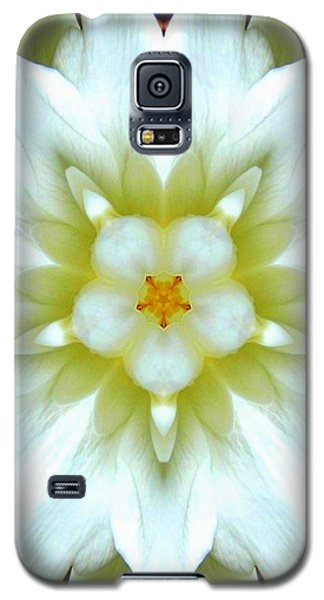 Gardenia Kaleidoscope 1 Galaxy S5 Case
