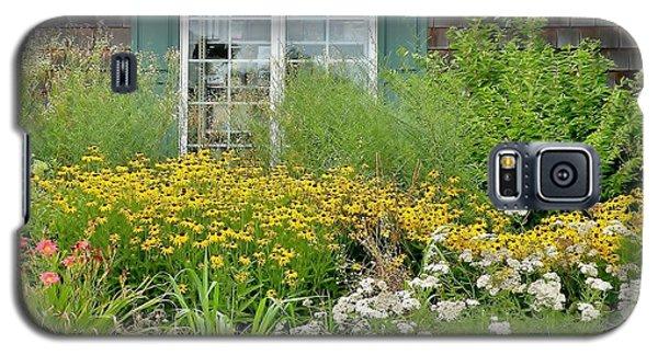 Gardens At The Good Earth Market Galaxy S5 Case