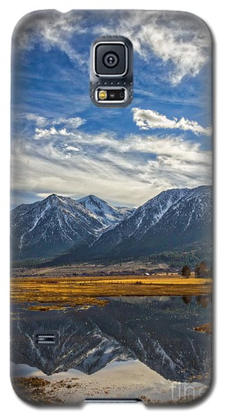 Gardnerville Nevada Galaxy S5 Case