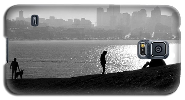 Gas Works Park Seattle Galaxy S5 Case