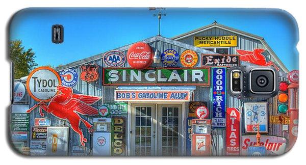 Gasoline Alley Galaxy S5 Case by Steve Stuller
