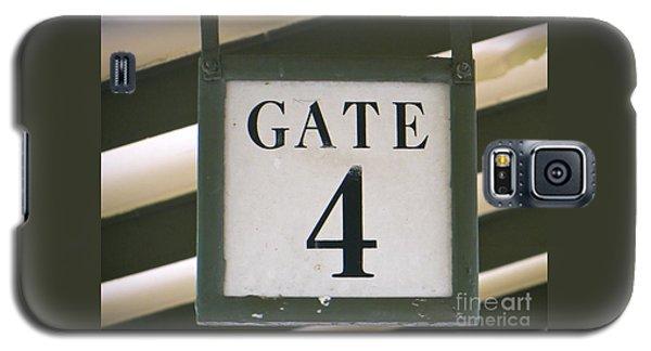 Gate #4 Galaxy S5 Case by Joy Hardee