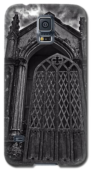 Galaxy S5 Case featuring the photograph Gates Of Hades by Andy Crawford