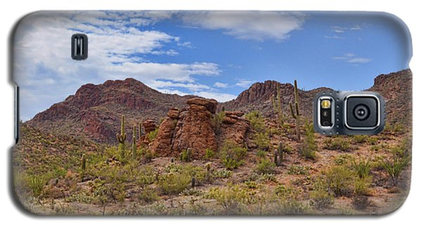 Gates Pass Scenic View Galaxy S5 Case