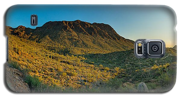Gates Pass Sunrise Galaxy S5 Case