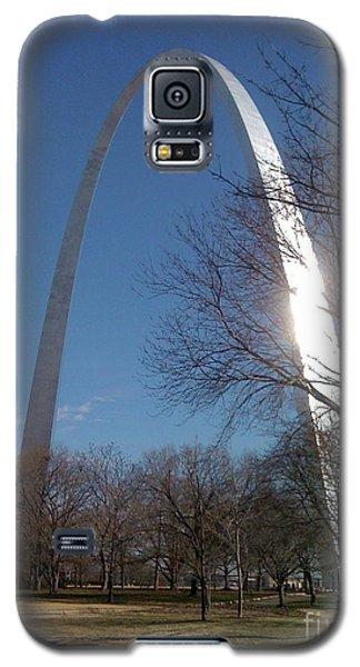 Gateway Arch Brilliance Galaxy S5 Case