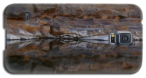 Galaxy S5 Case featuring the photograph Gateway by Evelyn Tambour