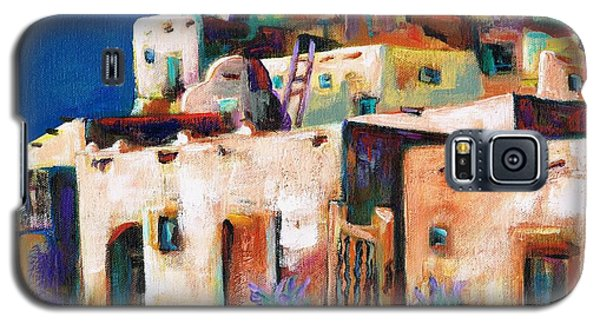 Gateway Into  The  Pueblo Galaxy S5 Case by Frances Marino