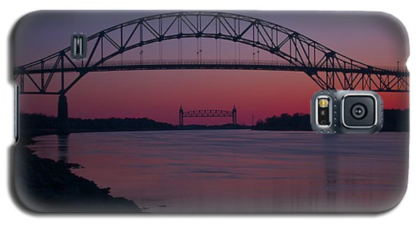 Gateway To Cape Cod Galaxy S5 Case by Amazing Jules