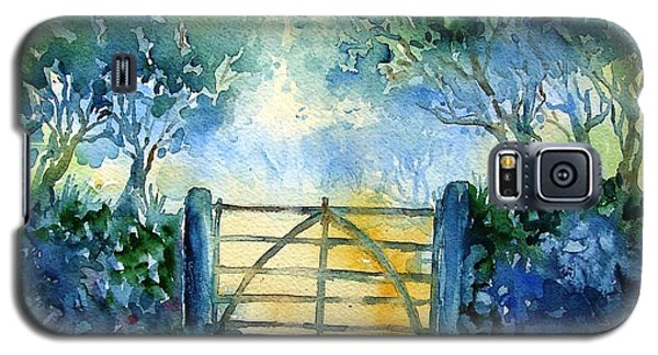 Gateway To The Harvest Field  Galaxy S5 Case