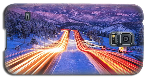 Gateway To The Rockies Galaxy S5 Case