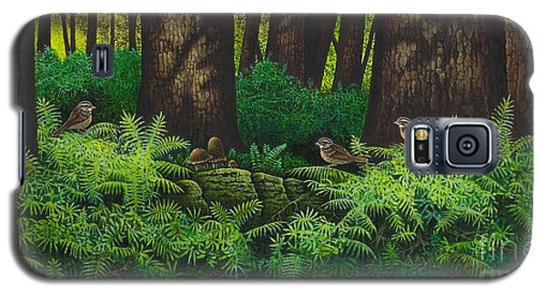 Gathering Among The Ferns Galaxy S5 Case