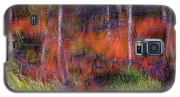 Gatineau Abstract Galaxy S5 Case