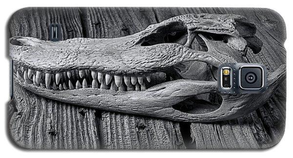 Gator Black And White Galaxy S5 Case