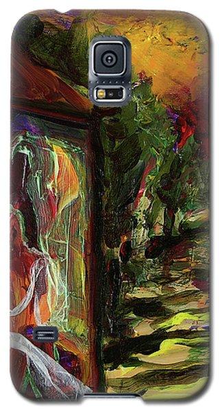 Gauguin's Polynesia  Galaxy S5 Case