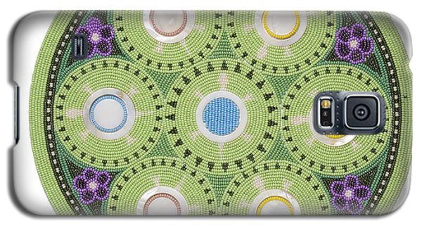 Cradleboard Beadwork Galaxy S5 Case