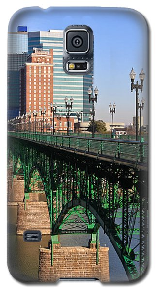 Gay Street Bridge Knoxville Galaxy S5 Case