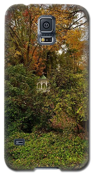 Gazebo In The Woods Galaxy S5 Case