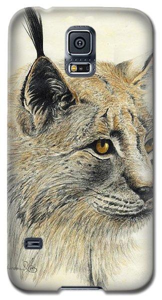 Gazing Lynx Galaxy S5 Case