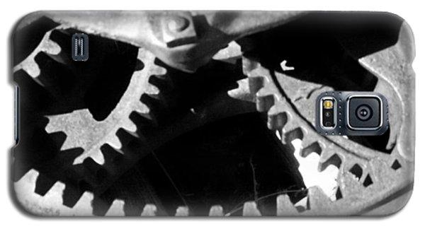 Gears Light Galaxy S5 Case by Tarey Potter