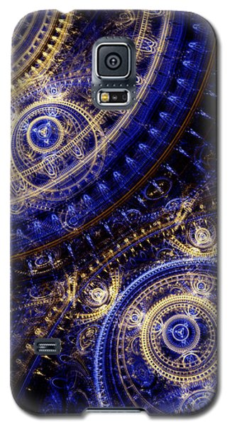 Gears Of Time Galaxy S5 Case