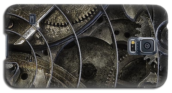 Gears Galaxy S5 Case by Vicki DeVico