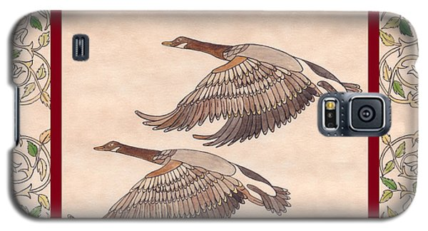Geese Galaxy S5 Case