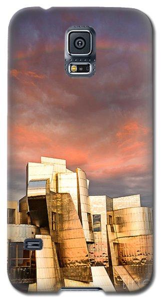Gehry Rainbow Galaxy S5 Case