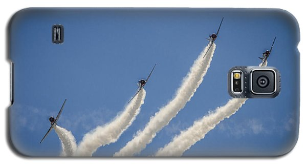 Geico Sky Typers 2 Galaxy S5 Case by Bradley Clay
