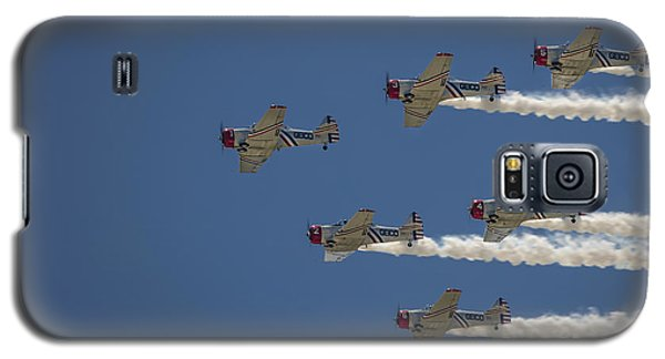 Geico Sky Typers  Galaxy S5 Case by Bradley Clay