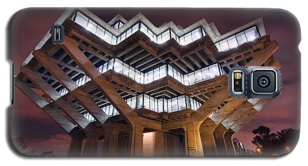 Geisel Library Galaxy S5 Case