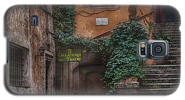 Gelateria Del Teatro Galaxy S5 Case