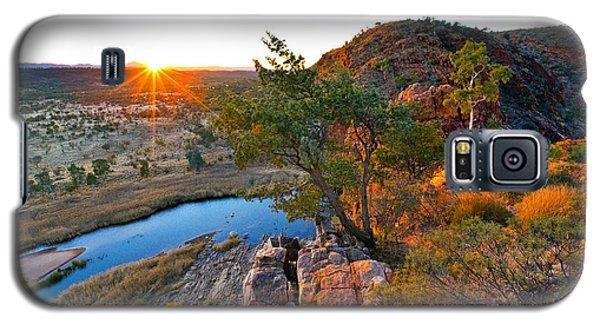 Gelen Helen Gorge Sunrise Galaxy S5 Case