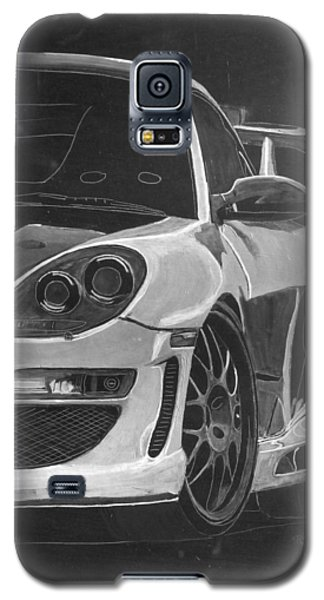 Gemballa Porsche Left Galaxy S5 Case