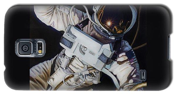 Gemini Iv- Ed White Galaxy S5 Case by Simon Kregar