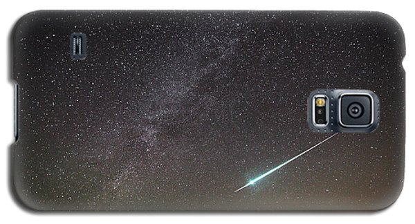 Geminid Meteor In Florida Galaxy S5 Case