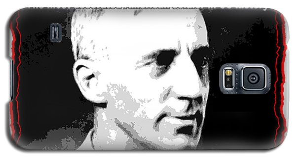Gen. Smedley Butler On War Profit Galaxy S5 Case by K Scott Teeters