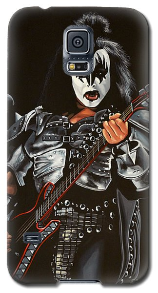 Gene Simmons Of Kiss Galaxy S5 Case