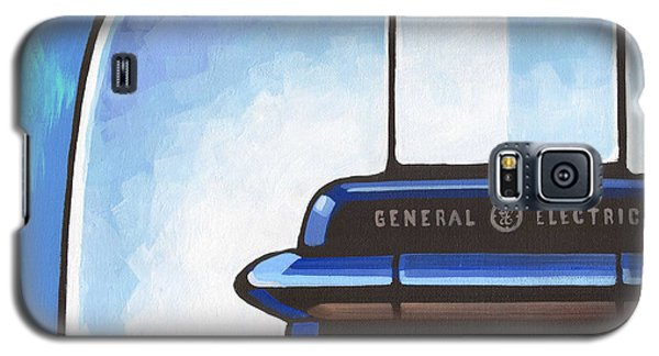 General Electric Toaster - Blue Galaxy S5 Case