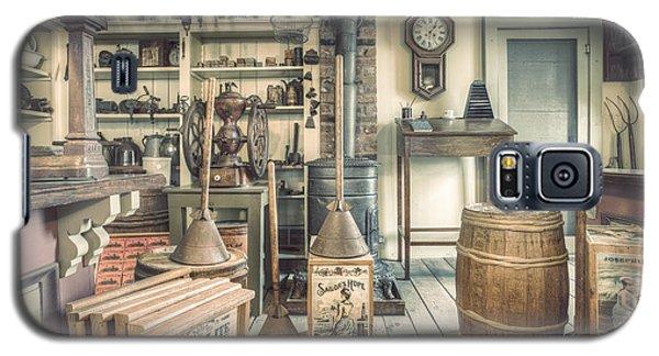 General Store - 19th Century Seaport Village Galaxy S5 Case