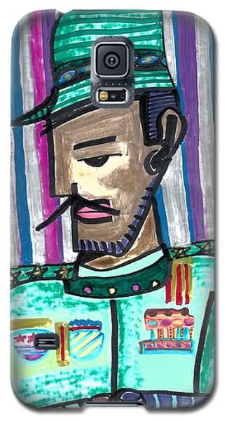 Generalissimo Diego  Galaxy S5 Case by Don Koester