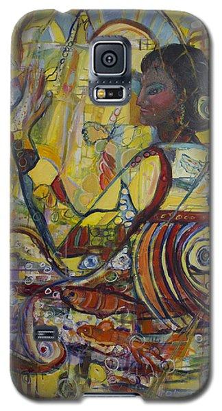 Genes Galaxy S5 Case by Avonelle Kelsey