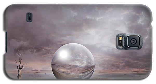 Galaxy S5 Case featuring the digital art Genesis by Franziskus Pfleghart