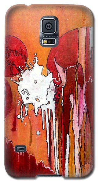 Genesis - Love At First Sight Galaxy S5 Case by Jim Whalen
