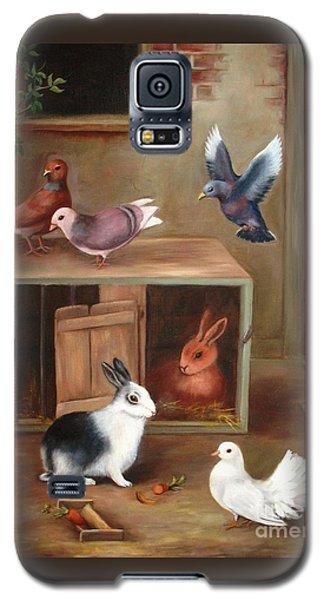 Gentle Creatures Galaxy S5 Case