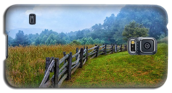 Gentle Morning - Blue Ridge Parkway I Galaxy S5 Case